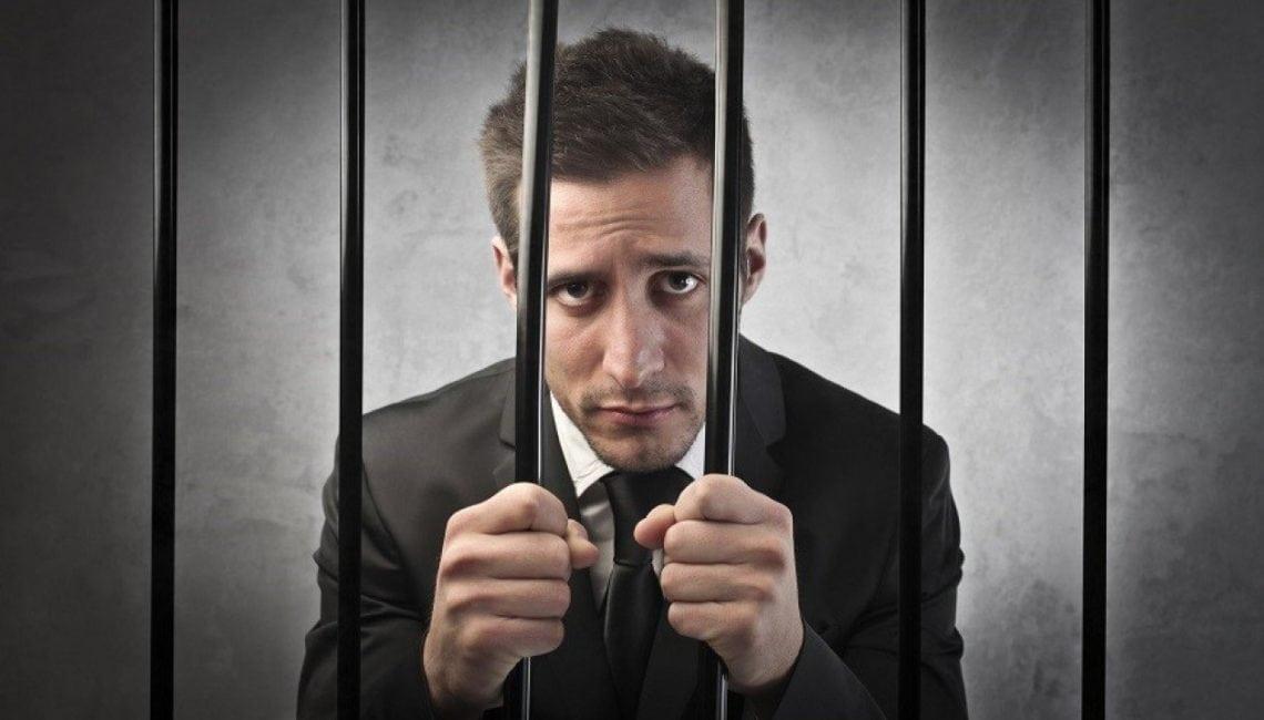 Behind Bars