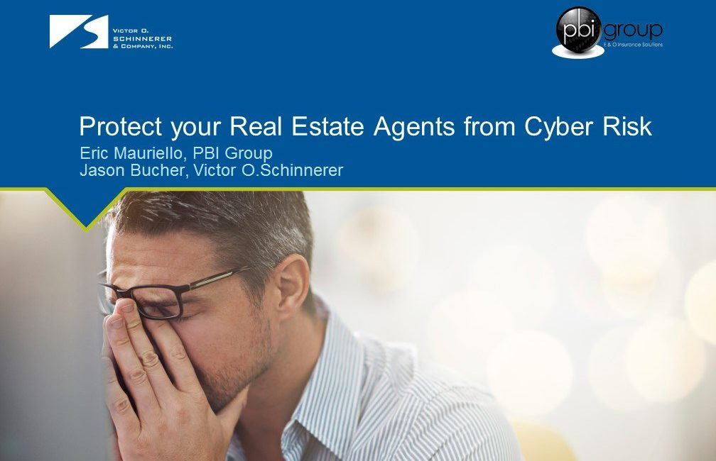 Protect Real Estate Agents from Cyber Risk v3