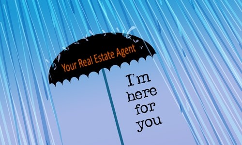 I am here for you agent