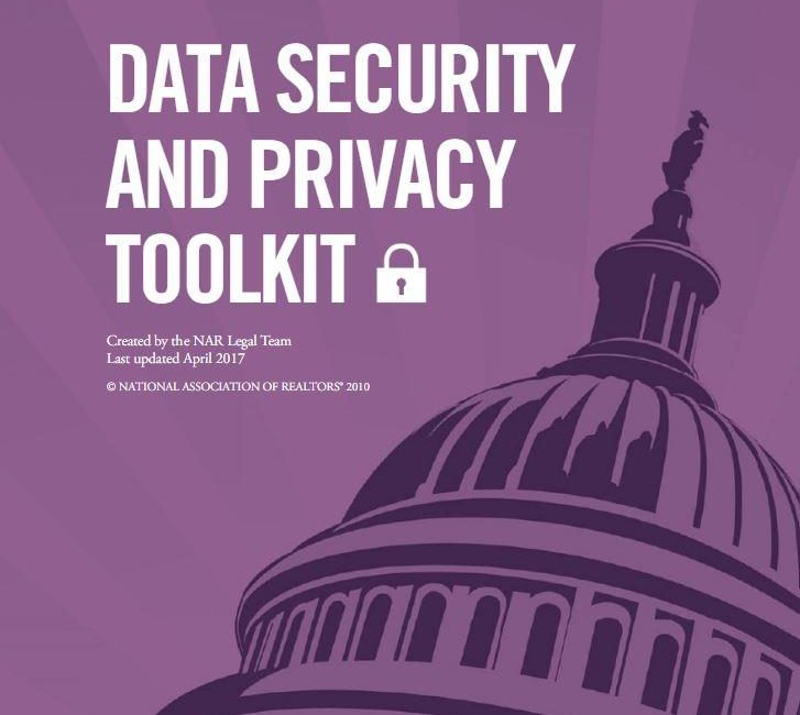 NAR Data Security and Privacy Tool Kit