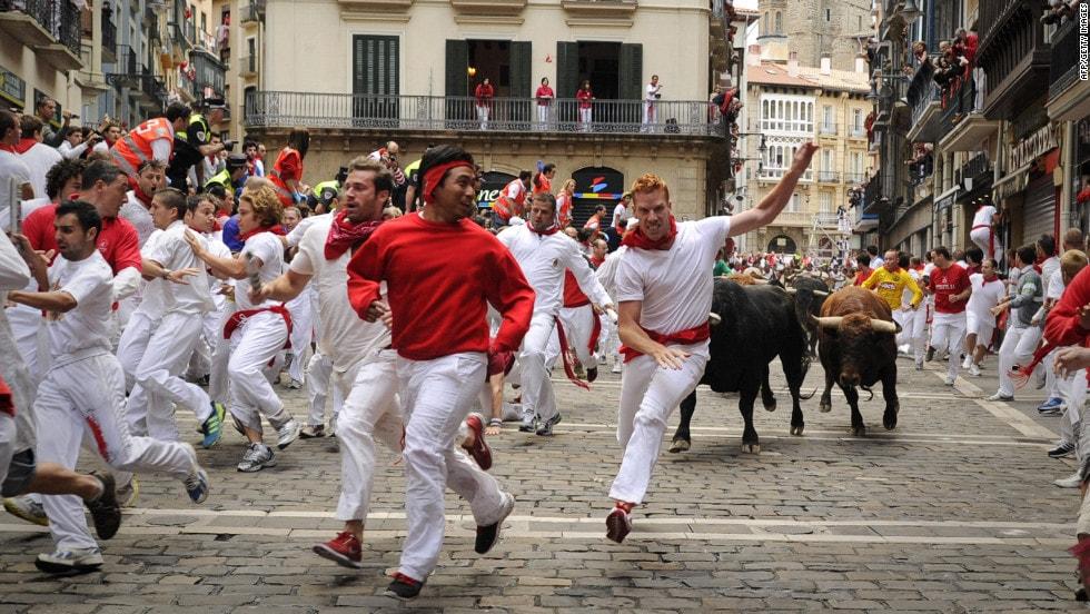 Running of the Bull