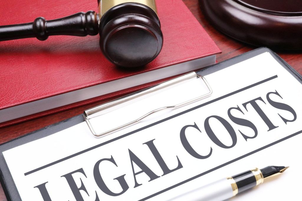 legal costs to real estate business